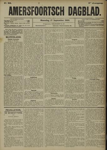 Amersfoortsch Dagblad 1909-09-27