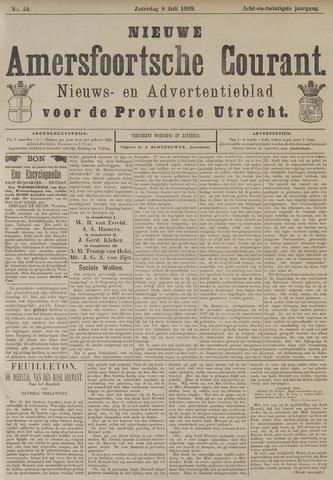 Nieuwe Amersfoortsche Courant 1899-07-08