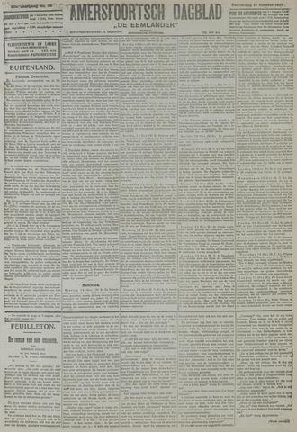 Amersfoortsch Dagblad / De Eemlander 1921-10-13
