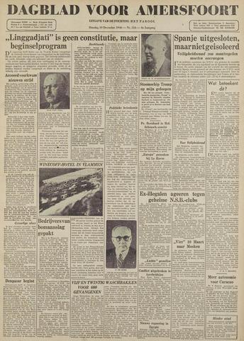 Dagblad voor Amersfoort 1946-12-10
