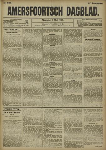 Amersfoortsch Dagblad 1905-05-08