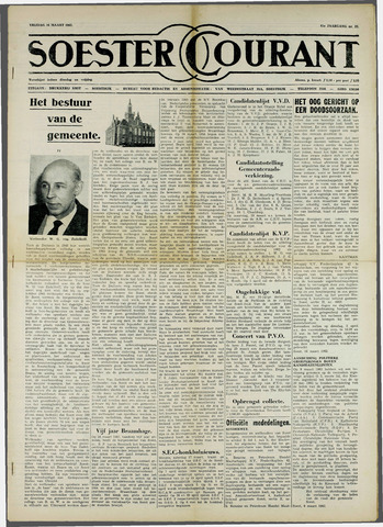 Soester Courant 1962-03-16