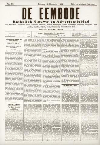 De Eembode 1909-12-18