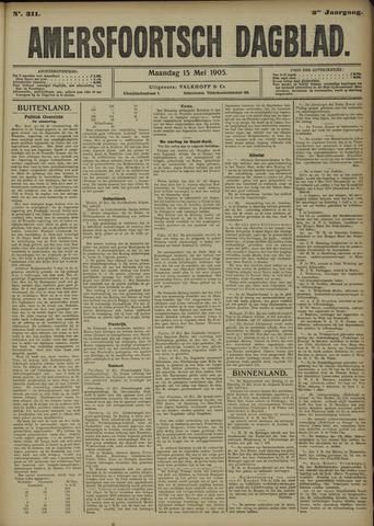 Amersfoortsch Dagblad 1905-05-15