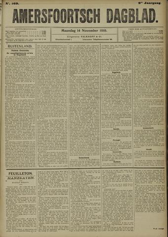 Amersfoortsch Dagblad 1910-11-14