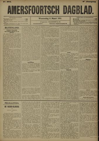 Amersfoortsch Dagblad 1911-03-08