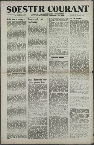 Soester Courant 1949-01-18