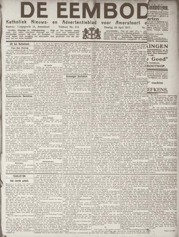 De Eembode 1917-04-24