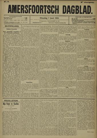 Amersfoortsch Dagblad 1910-06-07