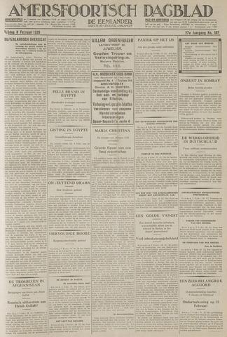 Amersfoortsch Dagblad / De Eemlander 1929-02-08