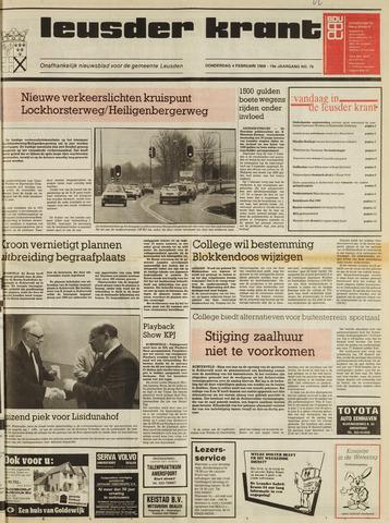 Leusder Krant 1988-02-04
