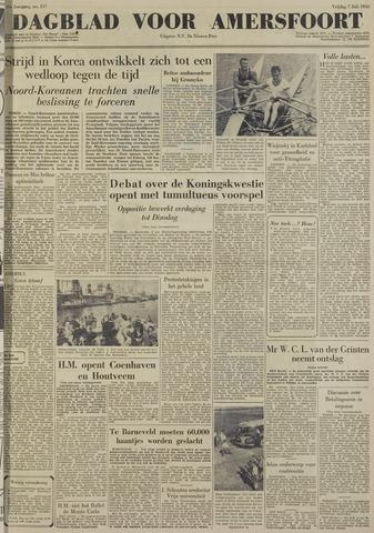 Dagblad voor Amersfoort 1950-07-07
