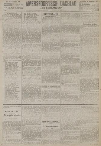 Amersfoortsch Dagblad / De Eemlander 1919-12-15