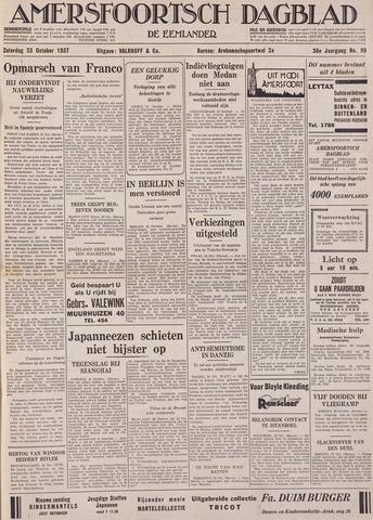 Amersfoortsch Dagblad / De Eemlander 1937-10-23