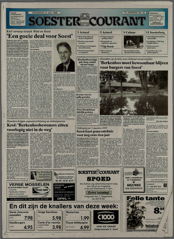 Soester Courant 1999-07-21