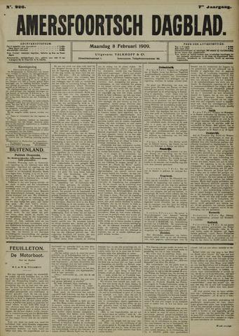 Amersfoortsch Dagblad 1909-02-08