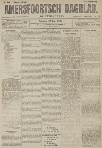 Amersfoortsch Dagblad / De Eemlander 1913-06-28