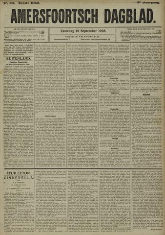 Amersfoortsch Dagblad 1908-09-19