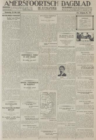 Amersfoortsch Dagblad / De Eemlander 1929-05-23