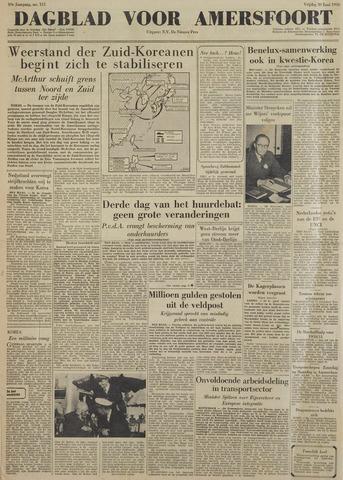 Dagblad voor Amersfoort 1950-06-30