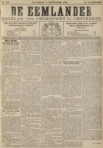 De Eemlander 1908-11-09
