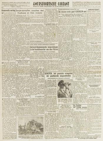 Amersfoortsche Courant 1943