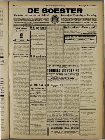 De Soester 1933-02-11