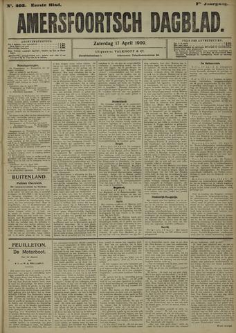Amersfoortsch Dagblad 1909-04-17