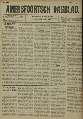 Amersfoortsch Dagblad 1910-03-30