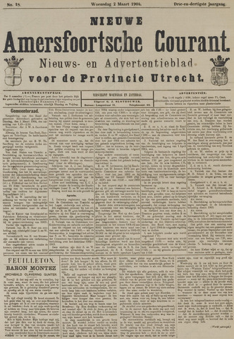 Nieuwe Amersfoortsche Courant 1904-03-02