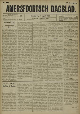Amersfoortsch Dagblad 1910-04-14