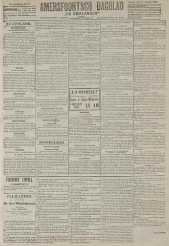 Amersfoortsch Dagblad / De Eemlander 1922-09-22