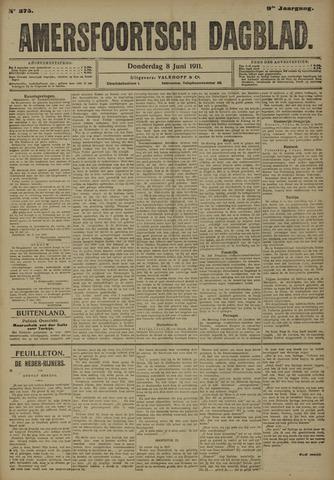 Amersfoortsch Dagblad 1911-06-08