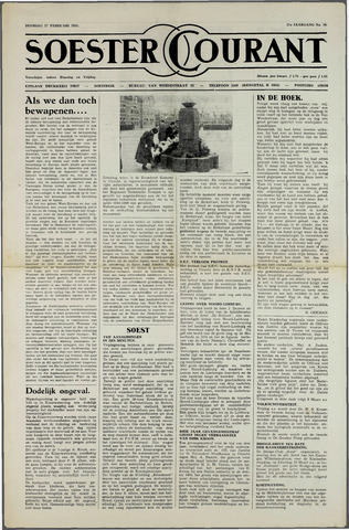 Soester Courant 1951-02-27