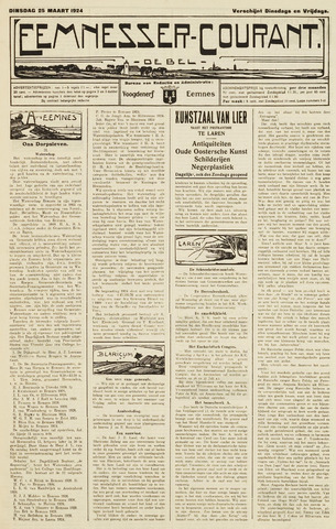 Eemnesser Courant 1924-03-25