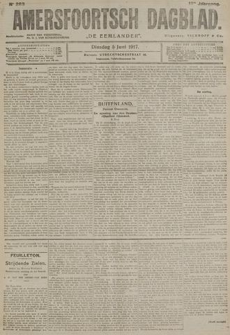 Amersfoortsch Dagblad / De Eemlander 1917-06-05