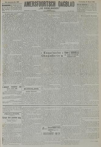 Amersfoortsch Dagblad / De Eemlander 1921-03-31