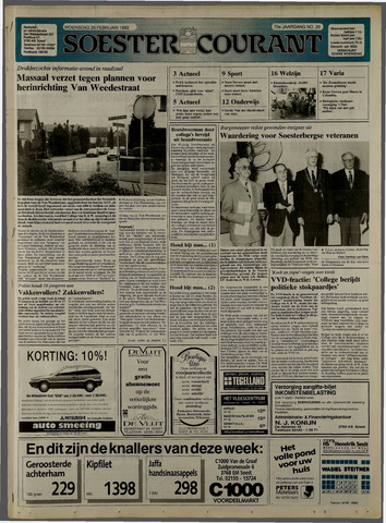 Soester Courant 1992-02-26