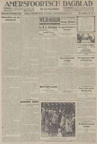 Amersfoortsch Dagblad / De Eemlander 1930-11-13