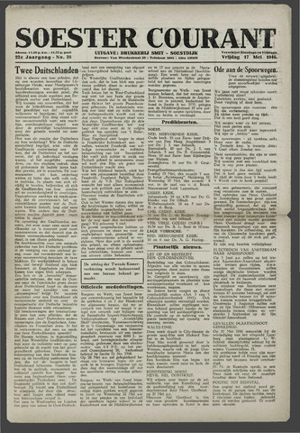 Soester Courant 1946-05-17