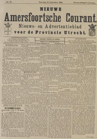 Nieuwe Amersfoortsche Courant 1905-09-23