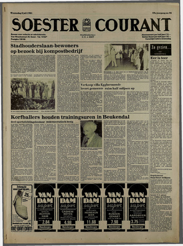 Soester Courant 1981-07-08