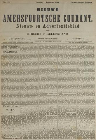Nieuwe Amersfoortsche Courant 1895-12-21