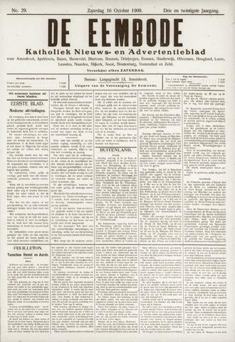 De Eembode 1909-10-16