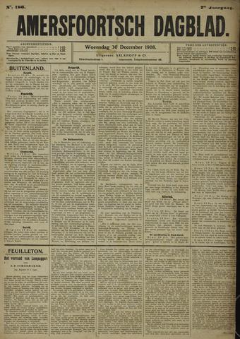Amersfoortsch Dagblad 1908-12-30