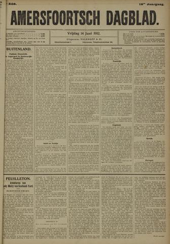 Amersfoortsch Dagblad 1912-06-14