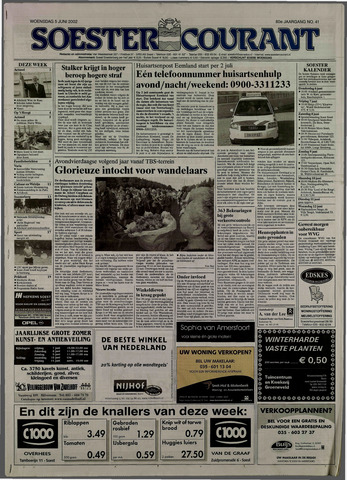 Soester Courant 2002-06-05
