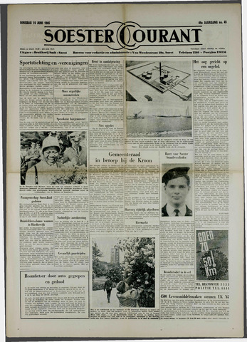 Soester Courant 1965-06-15