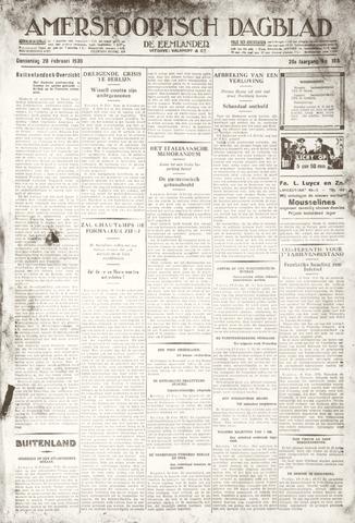 Amersfoortsch Dagblad / De Eemlander 1930-02-20