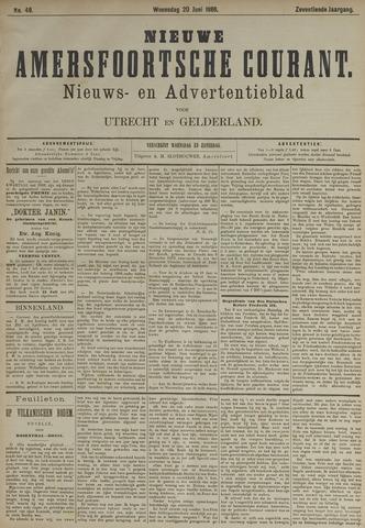 Nieuwe Amersfoortsche Courant 1888-06-20